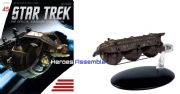 Star Trek Official Starships Collection #045 Malon Freighter Eaglemoss